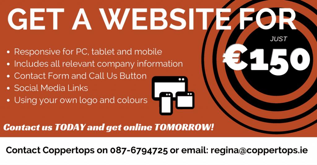 GET A WEBSITE