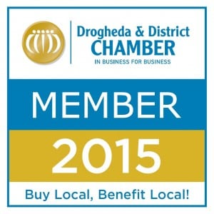 Coppertops is a proud member of Drogheda and District Chamber