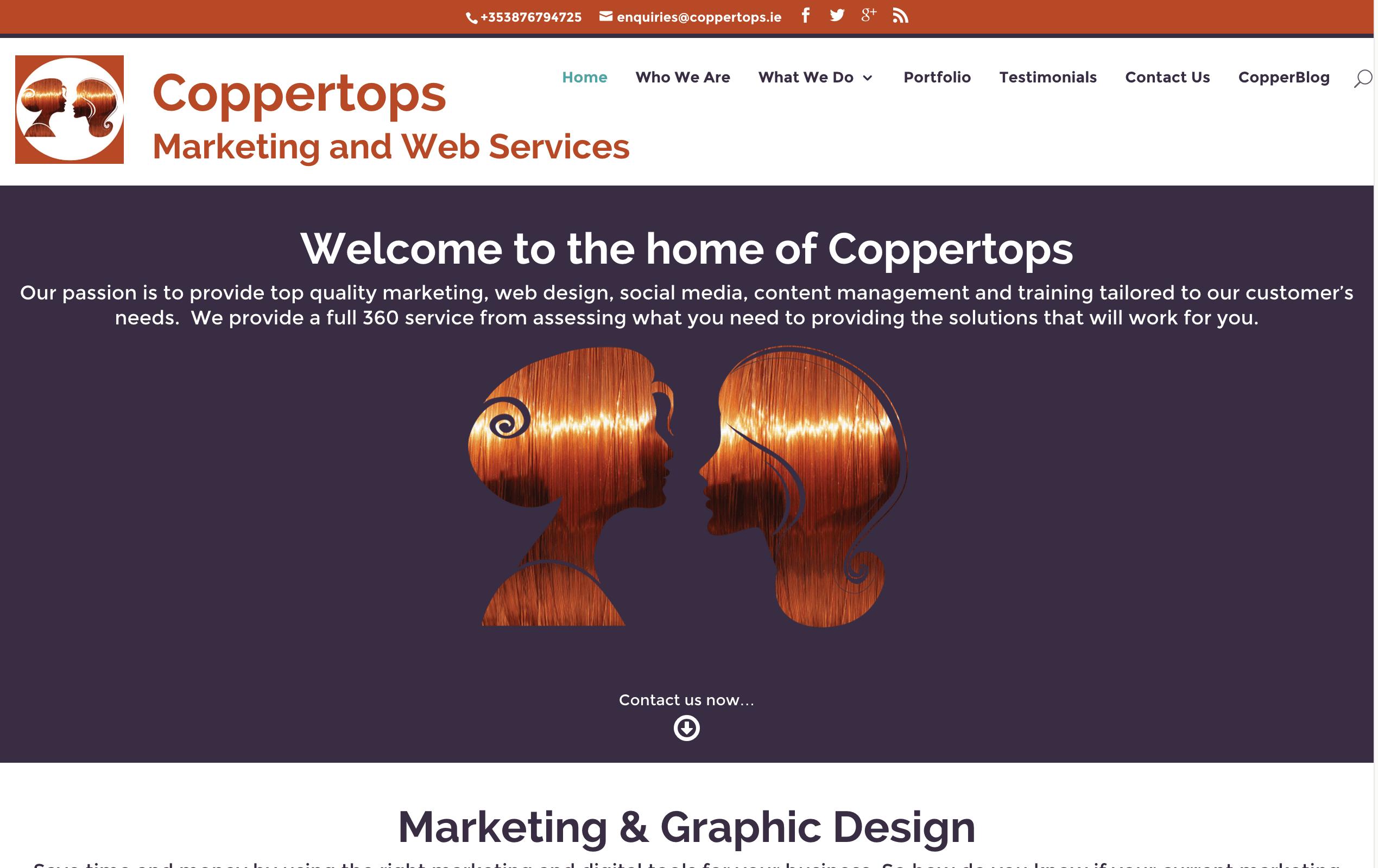 website design, logo design, SEO