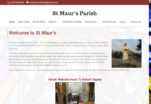 rush parish st maurs