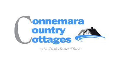 Connemara Country Cottages Logo Design