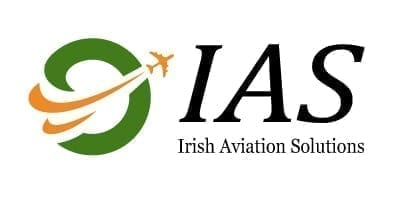 Irish Aviation Solutions Logo Design