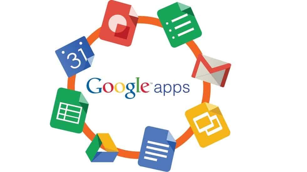 Google Apps G Suite