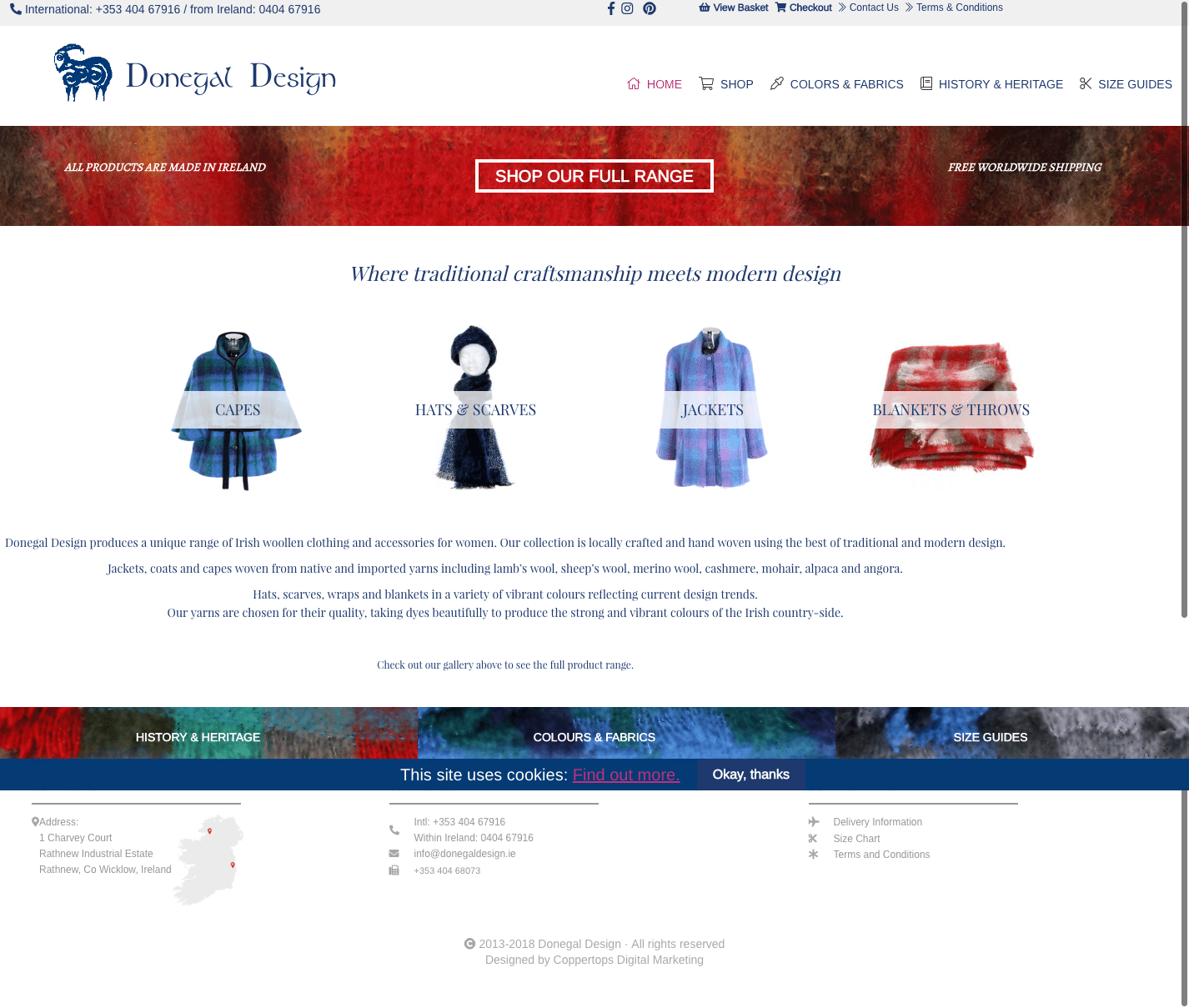 Donegal Design Web Design