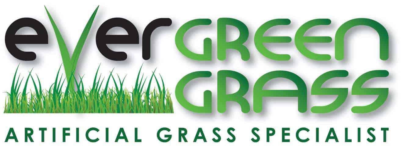 Evergreen Grass Logo Design