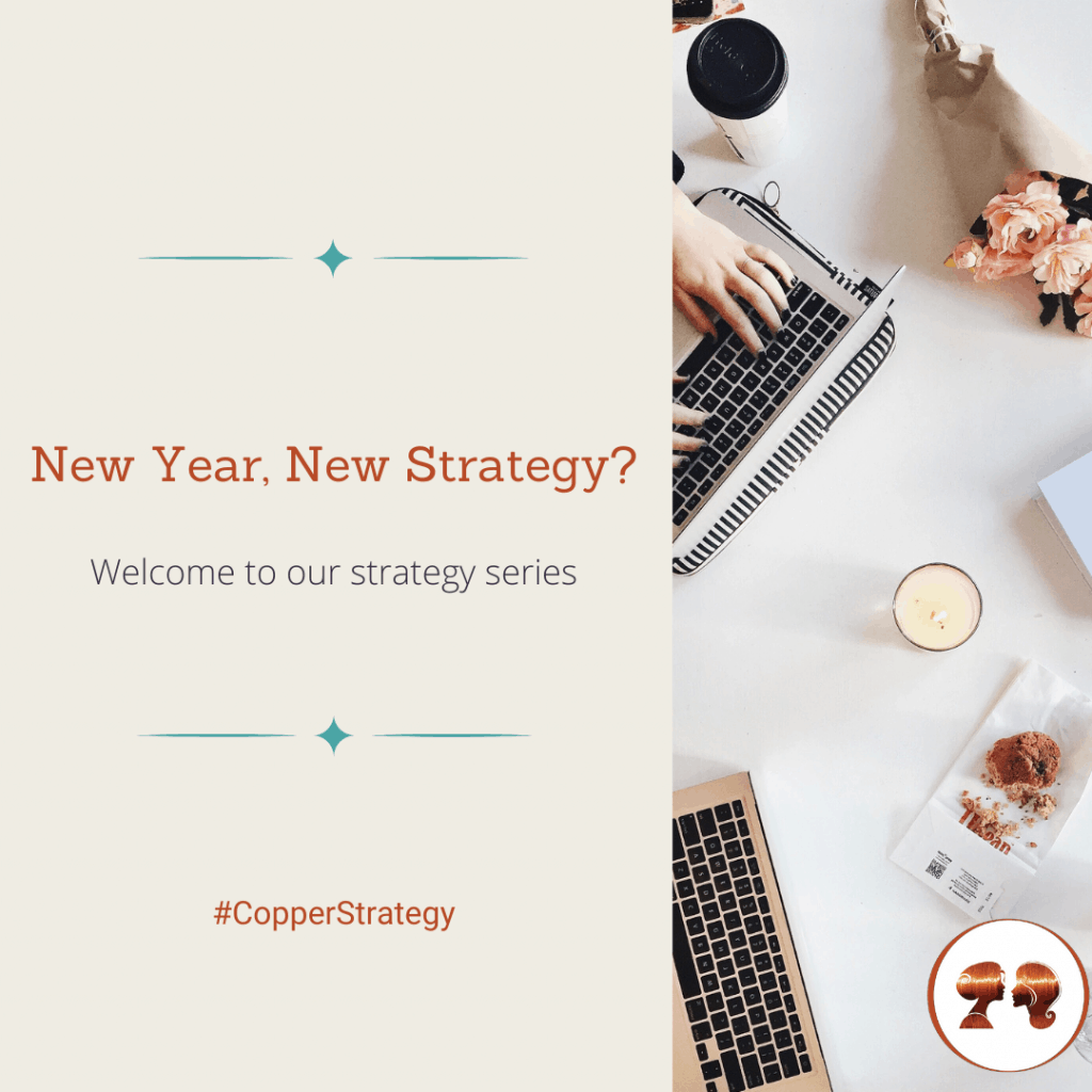 new year, new strategy