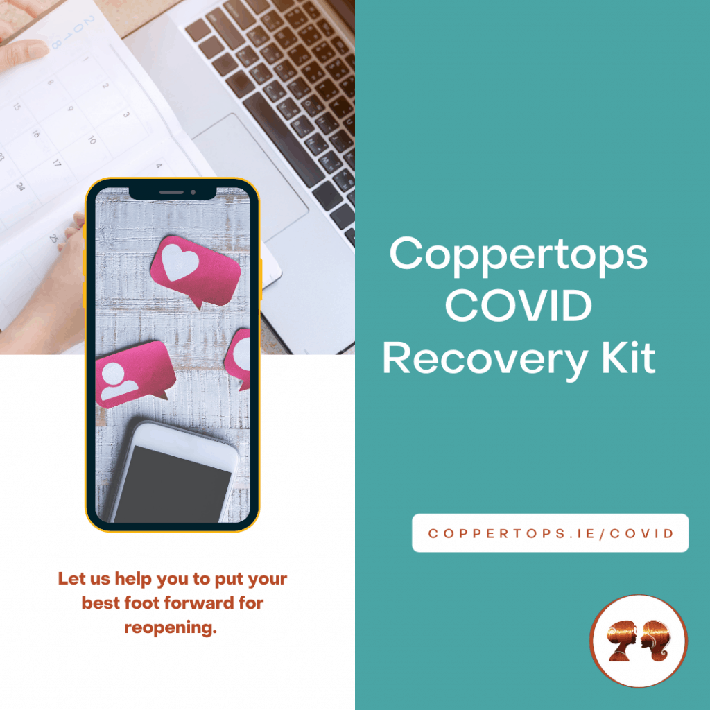 Coppertops COVID Recovery Kit