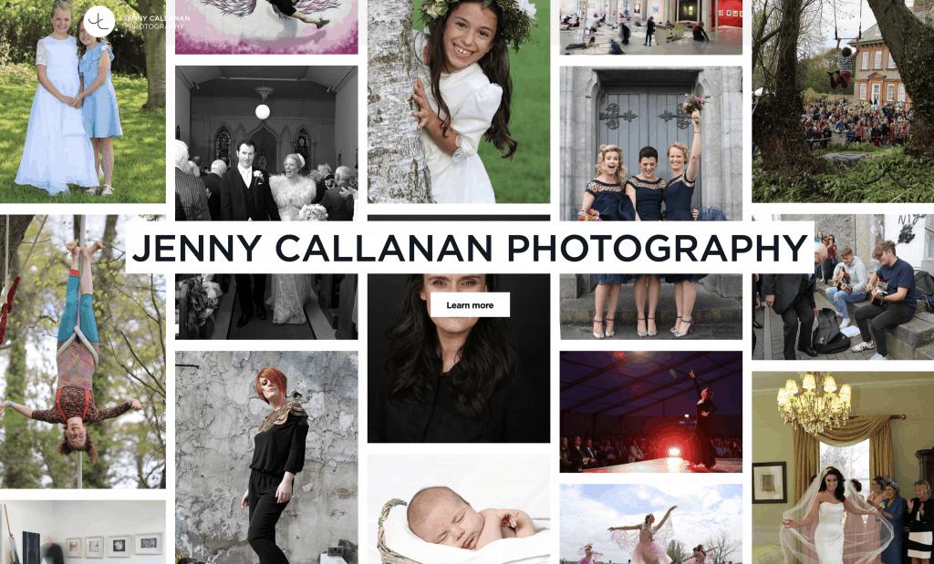 Photos by jenny callanan