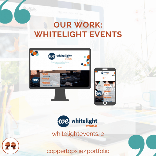Portfolio Item - Whitelight Events