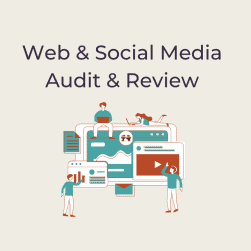 Web and Social Media Audit and Review